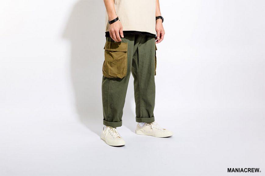 MANIA 627(三)發售 18 SS 2 Tone Pants (6)