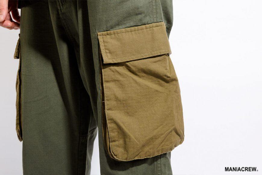 MANIA 627(三)發售 18 SS 2 Tone Pants (8)