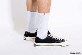 MANIA 627(三)發售 18 SS Basic Socks (1)