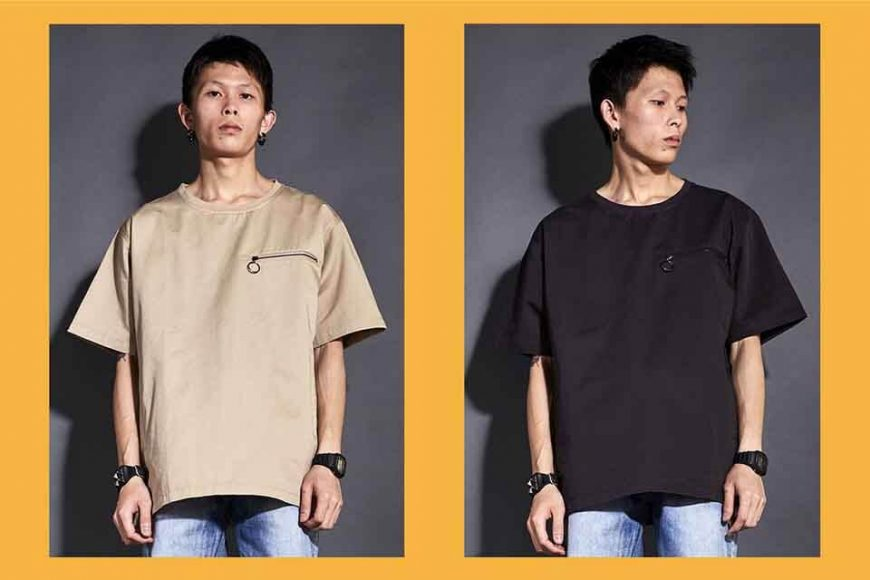 OVKLAB 613(三)發售 18 SS Collarless Shirt (1)