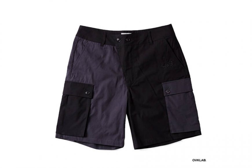 OVKLAB 66(三)發售 18 SS Two Tone Shorts (13)