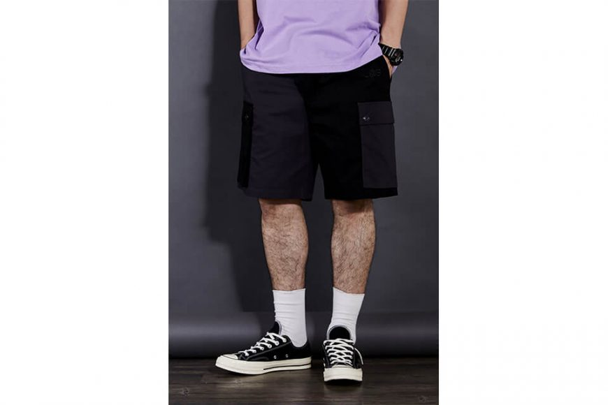 OVKLAB 66(三)發售 18 SS Two Tone Shorts (9)