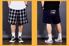 OVKLAB 68(五)發售 18 SS Plaid Shorts (1)