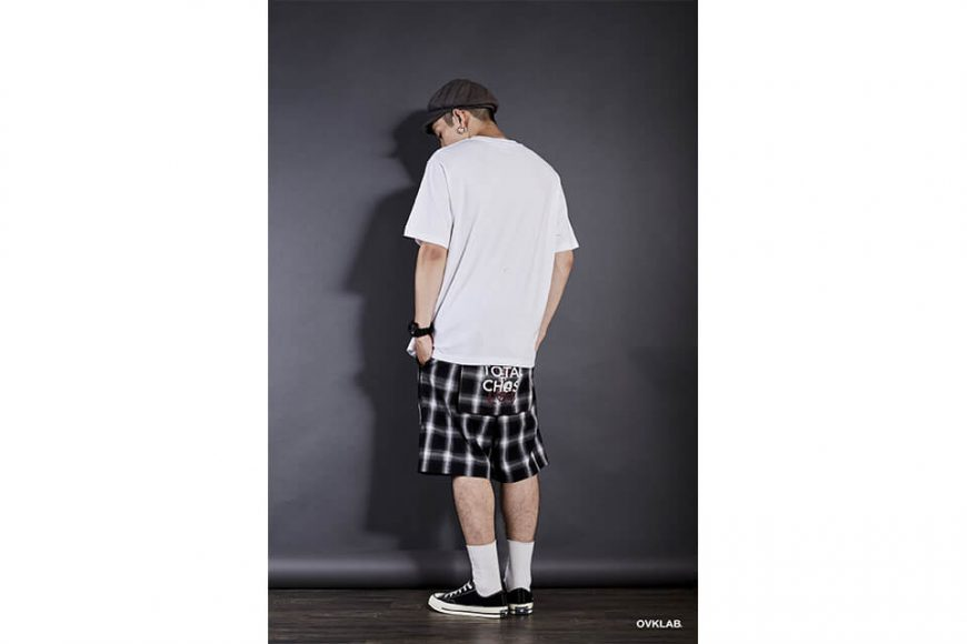 OVKLAB 68(五)發售 18 SS Plaid Shorts (12)