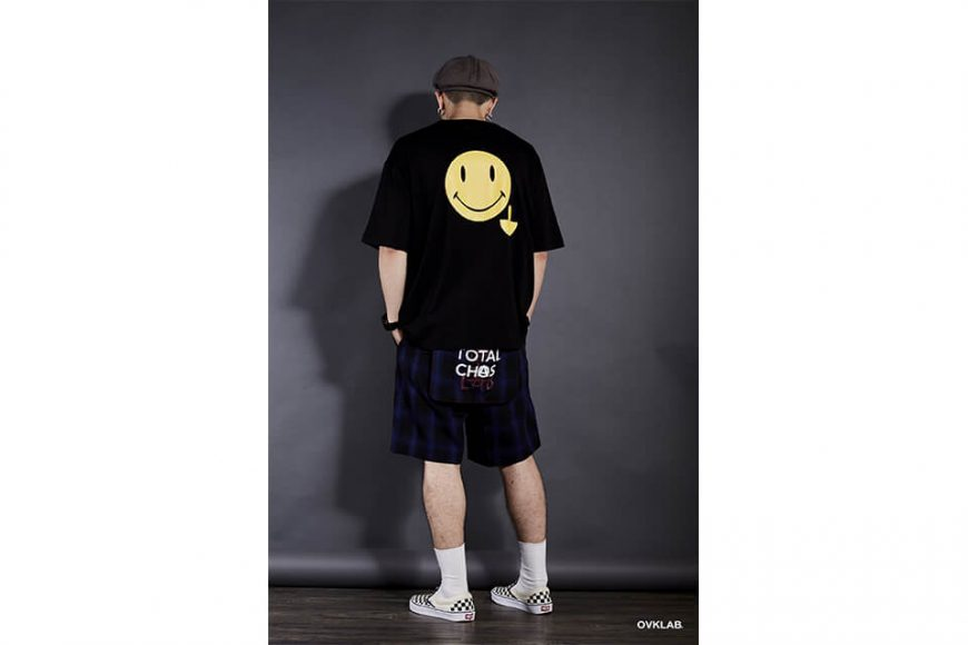 OVKLAB 68(五)發售 18 SS Plaid Shorts (16)