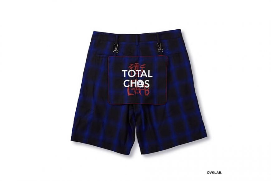 OVKLAB 68(五)發售 18 SS Plaid Shorts (5)