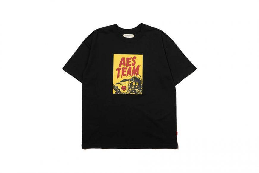AES 721(六)發售 18 SS Alien Poster Oversized Tee (5)