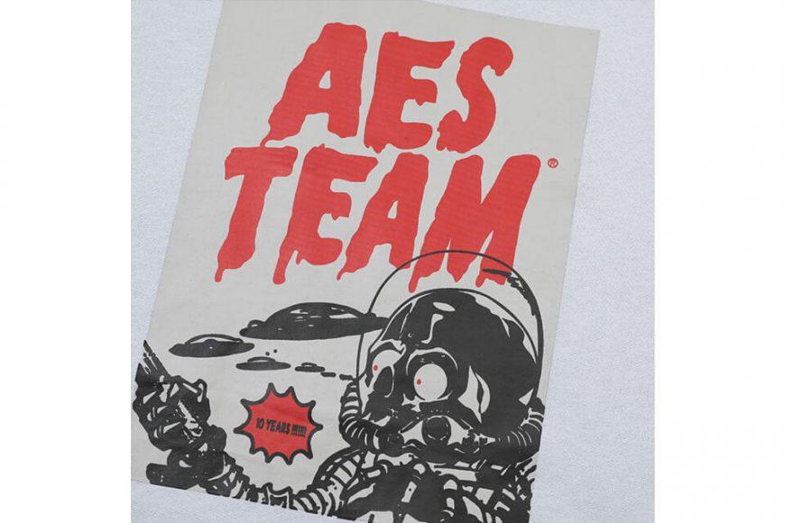 AES 721(六)發售 18 SS Alien Poster Oversized Tee (8)