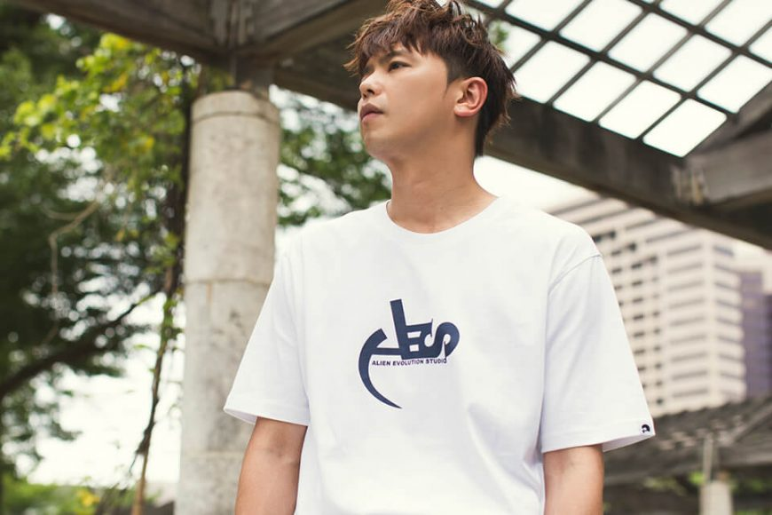 AES 77(六)發售 18 SS Aes Logo Tee (3)