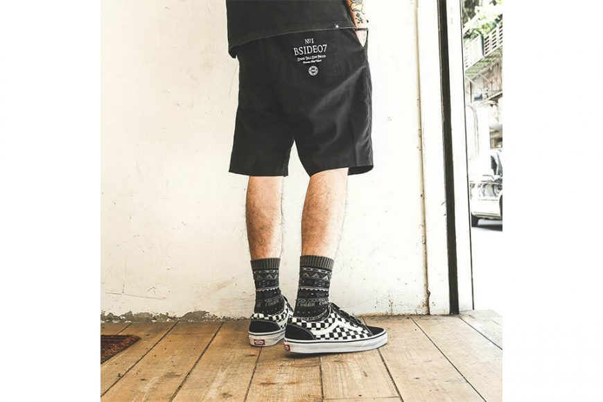 B-SIDE 18 SS BS 07 Shorts (5)