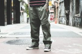 B-SIDE 711(三)發售 18 SS 7 Pockets Military Pants (0)