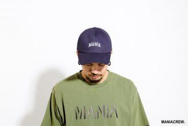 MANIA 711(三)發售 18 SS Athletic Script Cap (3)