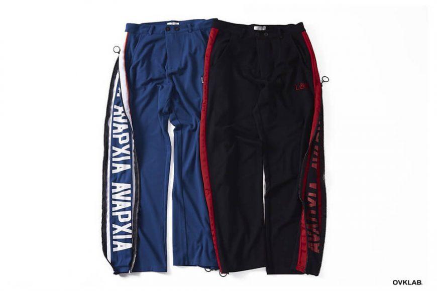 OVKLAB 74(三)發售 18 SS Track Pants (4)