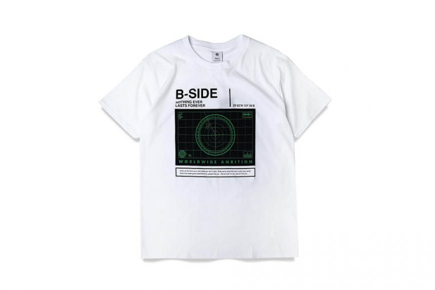 B-SIDE 18 SS Radar Tee (11)