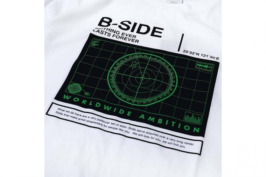 B-SIDE 18 SS Radar Tee (12)