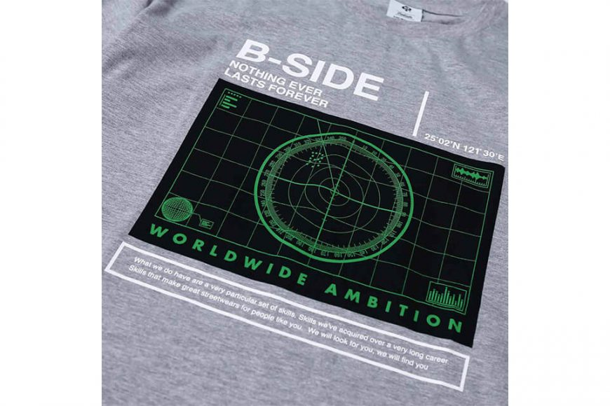 B-SIDE 18 SS Radar Tee (14)