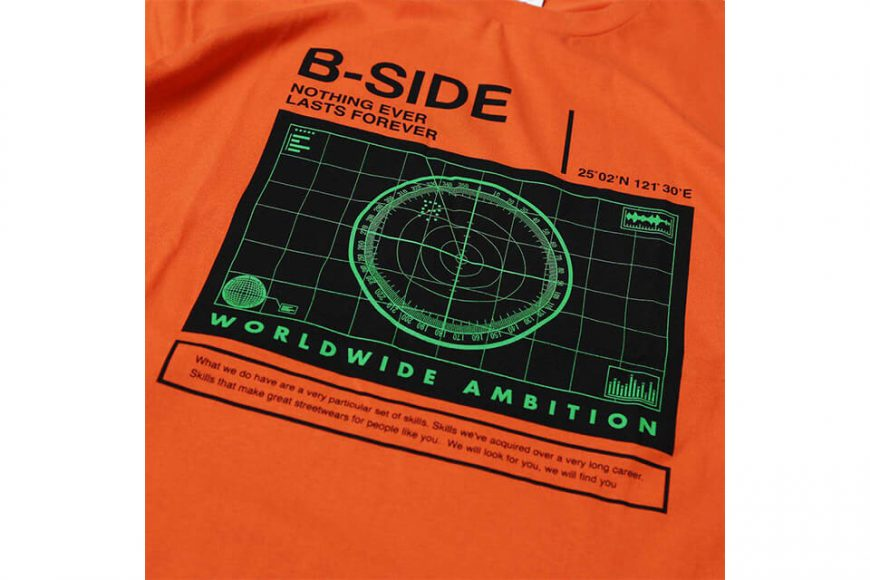B-SIDE 18 SS Radar Tee (16)