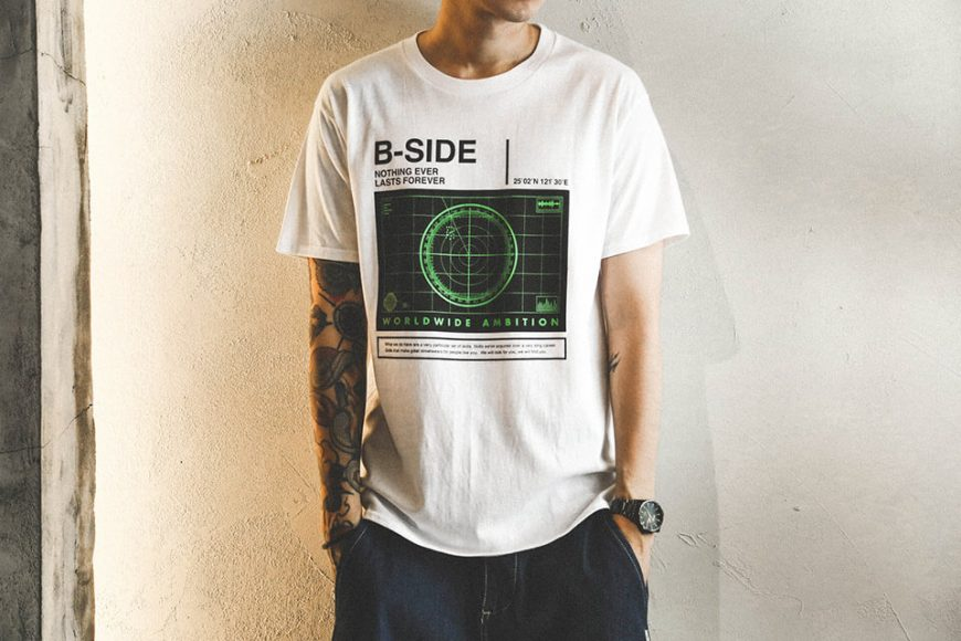 B-SIDE 18 SS Radar Tee (3)