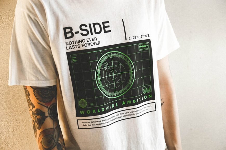 B-SIDE 18 SS Radar Tee (4)