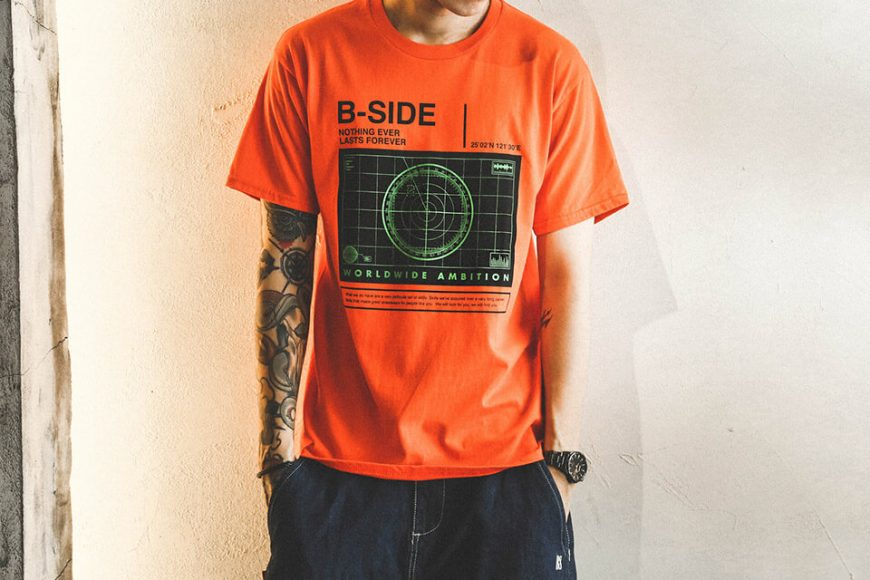 B-SIDE 18 SS Radar Tee (8)