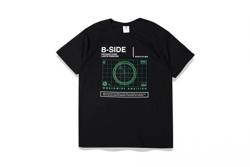 B-SIDE 18 SS Radar Tee (9)