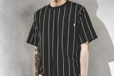 B-SIDE 817(五)發售 18 SS Double Stripe Widecut Tee (0)