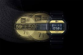 CASIO G-SHOCK X NEW ERA DW-5600NE-1DR (1)