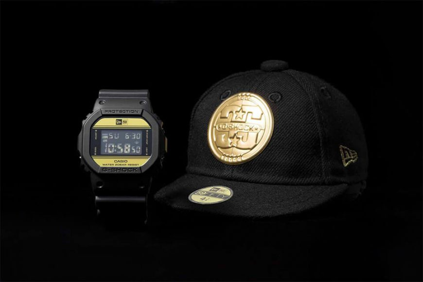 CASIO G-SHOCK X NEW ERA DW-5600NE-1DR (2)