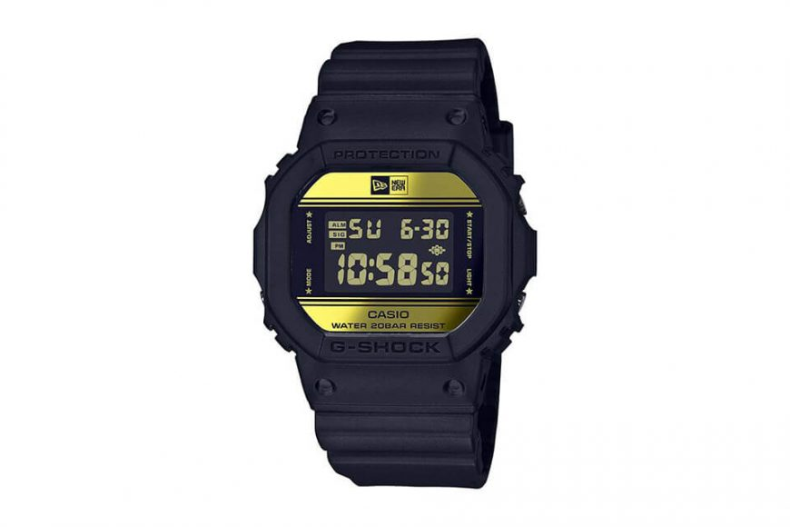 CASIO G-SHOCK X NEW ERA DW-5600NE-1DR (5)