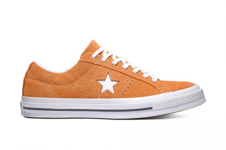 CONVERSE 18 FW 161574C One Star Premium Suede (4)