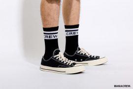 MANIA 84(六)發售 18 SS Logo Socks (5)