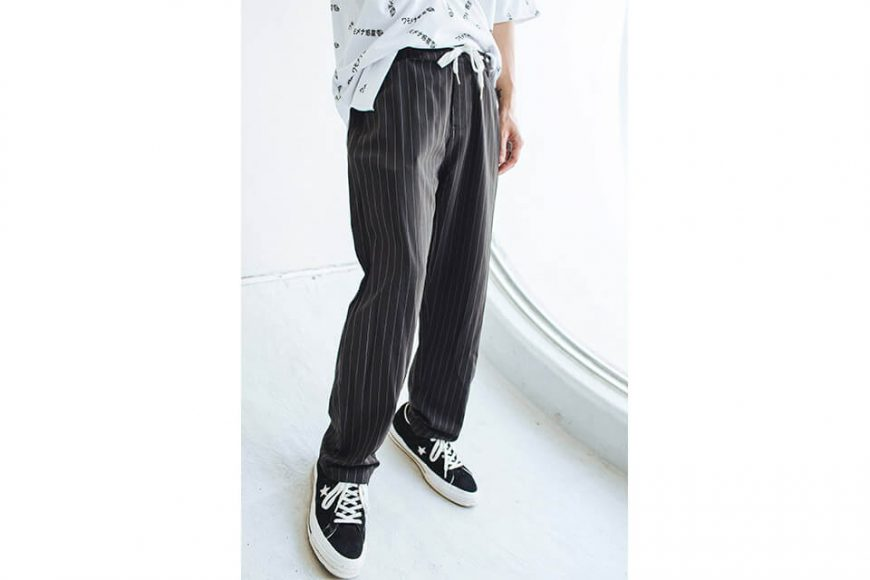 NextMobRiot 811(六)發售 18 SS Stripe Loosely Capri-Pants (4)