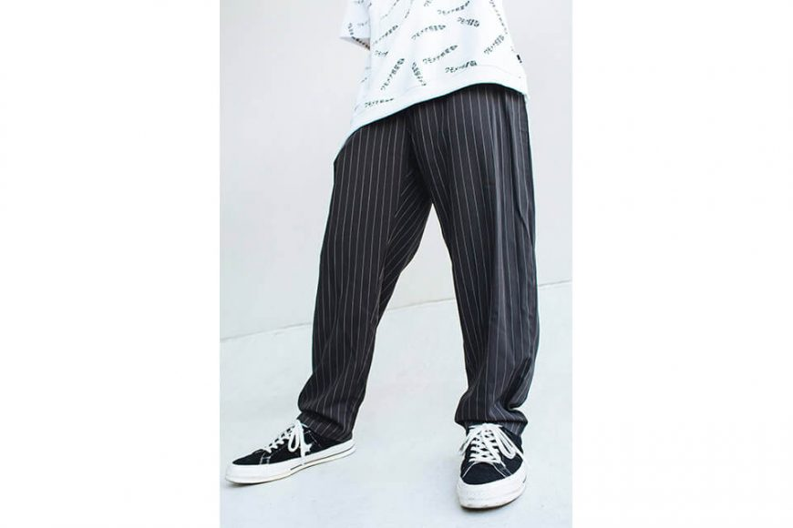 NextMobRiot 811(六)發售 18 SS Stripe Loosely Capri-Pants (5)