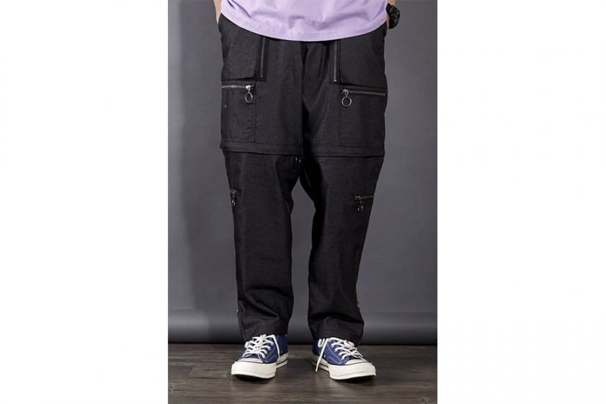 OVKLAB 84(六)發售 18 SS Waterproof Denim Army Trousers (1)