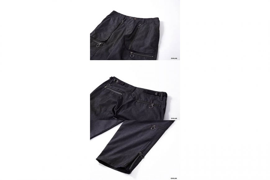 OVKLAB 84(六)發售 18 SS Waterproof Denim Army Trousers (13)
