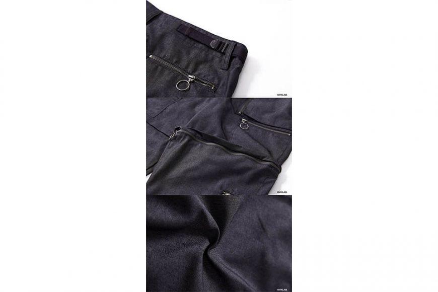 OVKLAB 84(六)發售 18 SS Waterproof Denim Army Trousers (14)
