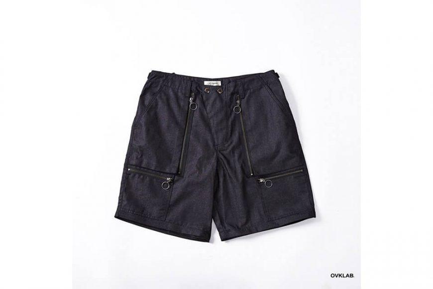 OVKLAB 84(六)發售 18 SS Waterproof Denim Army Trousers (15)