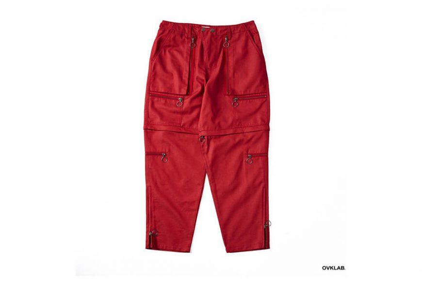 OVKLAB 84(六)發售 18 SS Waterproof Denim Army Trousers (16)