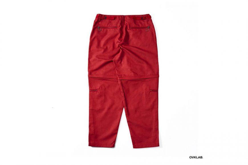 OVKLAB 84(六)發售 18 SS Waterproof Denim Army Trousers (17)