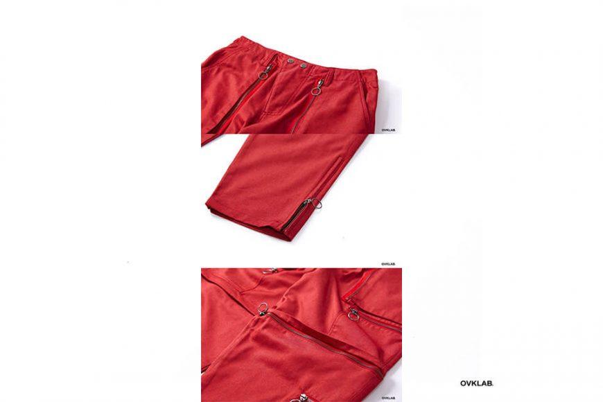OVKLAB 84(六)發售 18 SS Waterproof Denim Army Trousers (18)