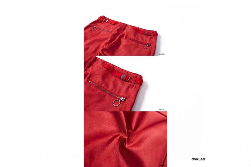 OVKLAB 84(六)發售 18 SS Waterproof Denim Army Trousers (19)