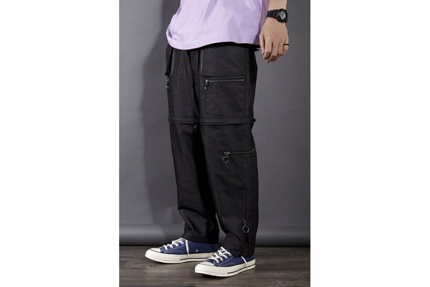 OVKLAB 84(六)發售 18 SS Waterproof Denim Army Trousers (2)