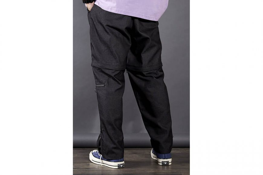 OVKLAB 84(六)發售 18 SS Waterproof Denim Army Trousers (3)
