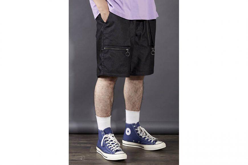 OVKLAB 84(六)發售 18 SS Waterproof Denim Army Trousers (5)