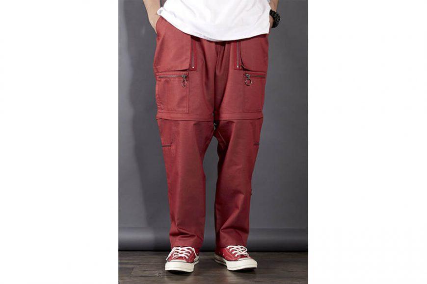 OVKLAB 84(六)發售 18 SS Waterproof Denim Army Trousers (6)