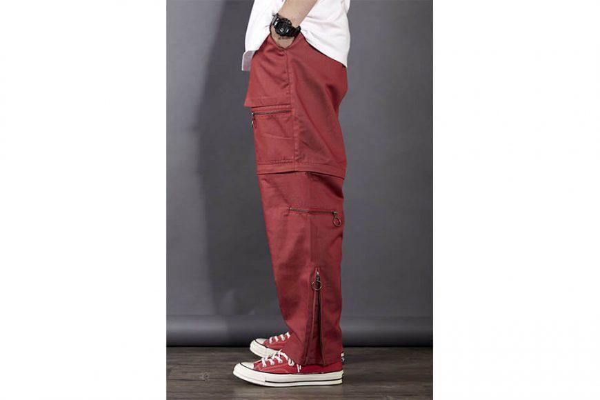 OVKLAB 84(六)發售 18 SS Waterproof Denim Army Trousers (7)
