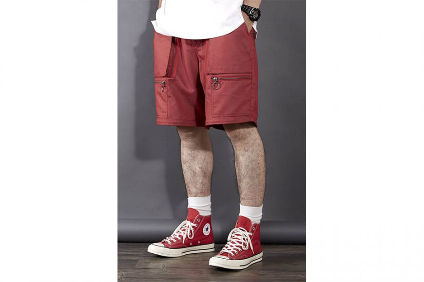 OVKLAB 84(六)發售 18 SS Waterproof Denim Army Trousers (9)
