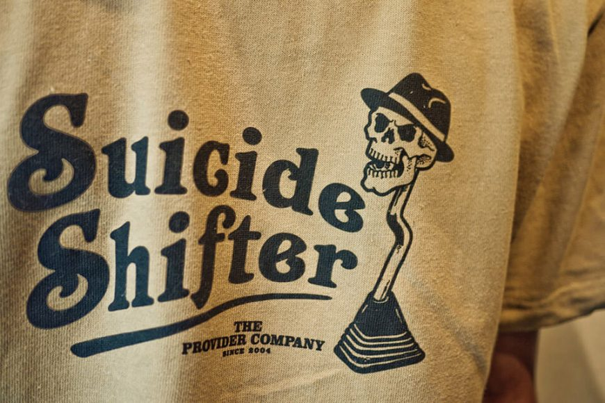 PROVIDER 88(三)發售 18 SS Suicide Shifter Tee (10)