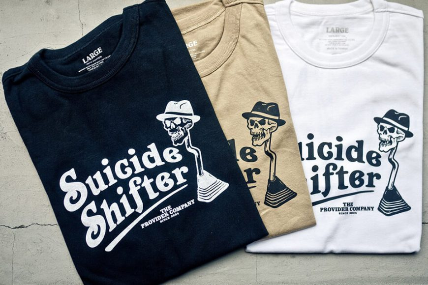 PROVIDER 88(三)發售 18 SS Suicide Shifter Tee (4)