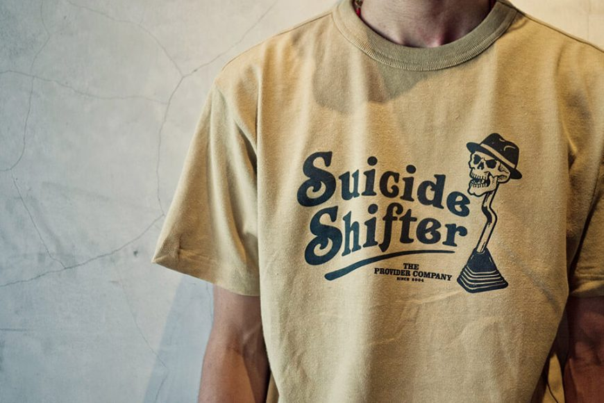 PROVIDER 88(三)發售 18 SS Suicide Shifter Tee (9)